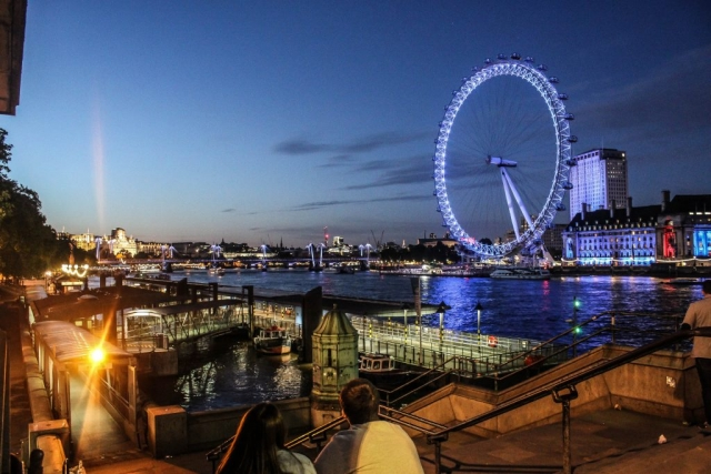 best views of london