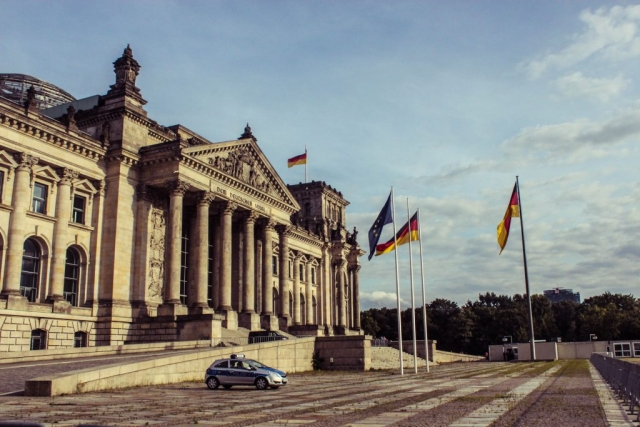 bundestag berlin germany